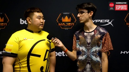 Faceit Minor (Asia) - Insanity Interview
