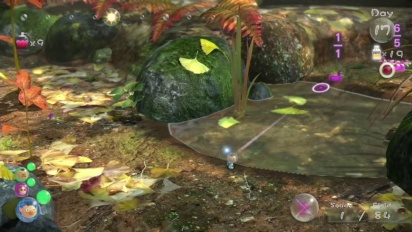 Pikmin 3 - Get to Know Mission Mode and Bingo Battle Trailer