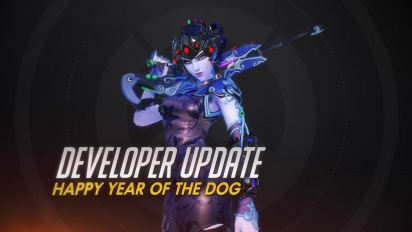 Overwatch - Developer Update: Happy Year of the Dog