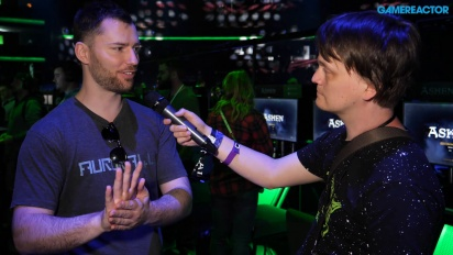 Ashen - Derek Bradley Interview