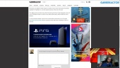 GRTV News - Sony Announces a PS5 Event this Week