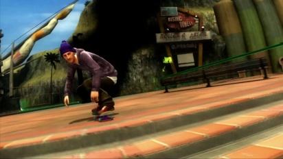 Shaun White Skateboarding - Dev Diary 2