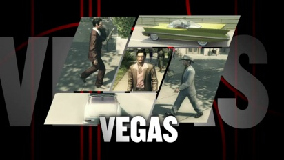 Mafia II - Cars and Clothes DLC Trailer