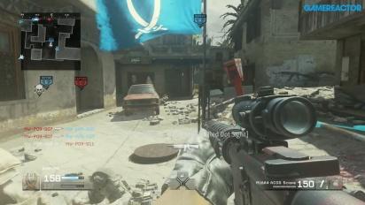 Call of Duty: Modern Warfare Remastered - Domination on Crash Gameplay