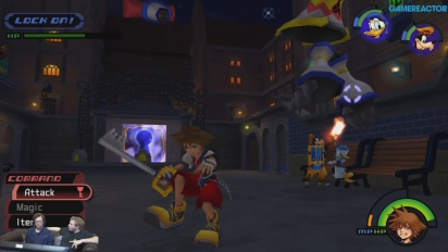 Kingdom Hearts HD 1.5 + 2.5 Remix - Gameplay Introduction (Part 1)