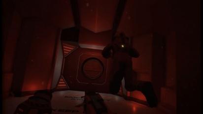 Downward Spiral: Horus Station - Announcement Trailer
