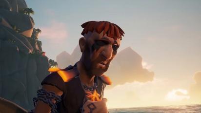 Sea of Thieves: Forsaken Shores - Teaser Trailer