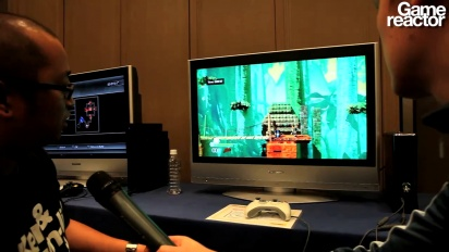 TGS: Bionic Commando: Rearmed 2 presentation
