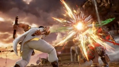 Soul Calibur VI -  Maxi Announcement Trailer