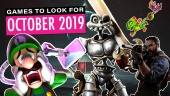 Games To Look For - October 2019