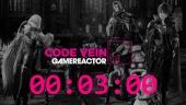 Code Vein - Livestream Replay