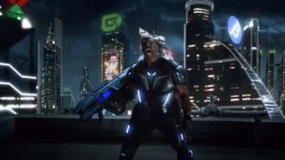 Crackdown 3 - E3 2017 Trailer