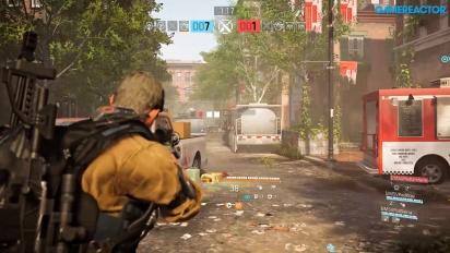 The Division 2 - Skirmish Gameplay