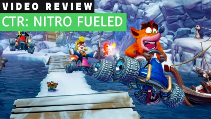 Crash Team Racing: Nitro-Fueled - Videoreview