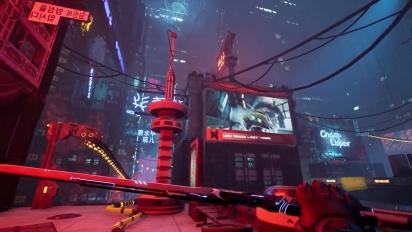 Ghostrunner - Release Date Trailer