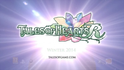 Tales of Heart R - European Announcement Message