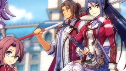 The Legend of Heroes: Trails of Cold Steel - Story Trailer