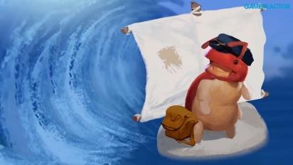Yoku's Island Express - Videoreview