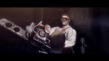 Wolfenstein II: The New Colossus - Switch Overview Trailer