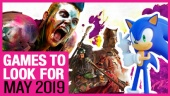 Games to Look For - May 2019