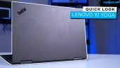 Lenovo ThinkPad X1 Yoga - Quick Look