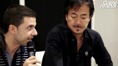 Hironobu Sakaguchi on Party Wave, Last Story