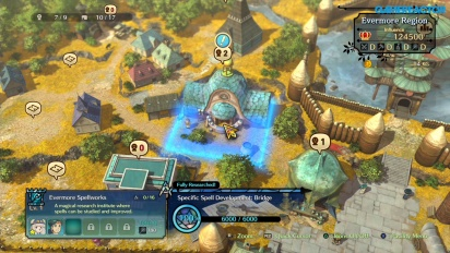 Ni no Kuni II: Revenant Kingdom - Chapter 4 Gameplay