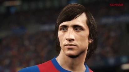 PES 2018 - Johan Cruyff Trailer