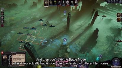 Immortal Realms: Vampire Wars - Dev-Diary Ep.1