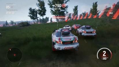 Gravel - Multiplayer Trailer