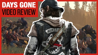 Days Gone - Videoreview
