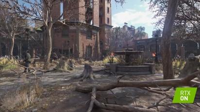 Dying Light 2 Stay Human - Geforce RTX 4K Trailer