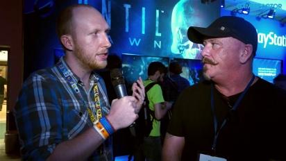 Until Dawn - Executive Creative Director E3 Interview