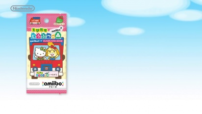 Animal Crossing: New Leaf - Hello Kitty Reveal