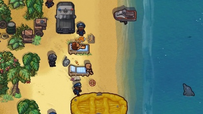 The Escapists 2: Pocket Breakout - Announcement Trailer