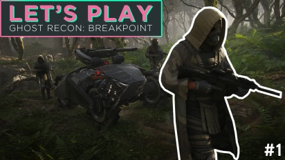 Let's Play Ghost Recon: Breakpoint - Episode 1