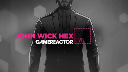 John Wick Hex - PS4 Livestream Replay