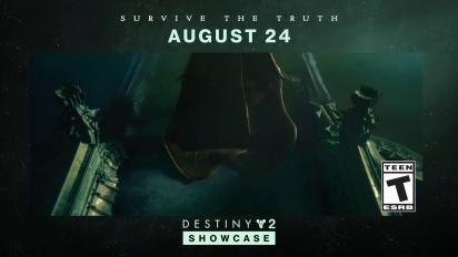 Destiny 2 - Witch Queen Showcase