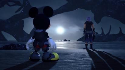 "Kingdom Hearts III Theme Song Trailer – ""Don't Think Twice"" by Hikaru Utada"