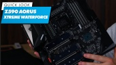 Aorus Z590 Xtreme Waterforce - Quick Look