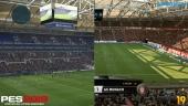 FIFA 19 vs PES 2019 - 4K Graphics Vergelijking