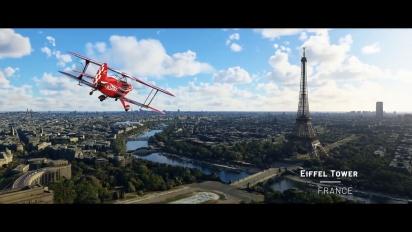 Microsoft Flight Simulator - Netherlands, Belgium, Luxembourg, and France World Update Trailer