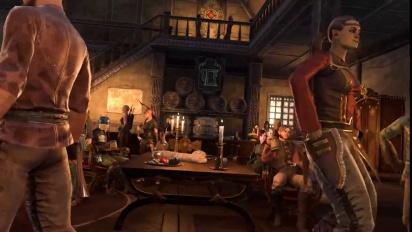 The Elder Scrolls Online - Console Enhanced Launch Trailer