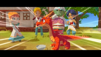 Little Dragons Café - Debut Trailer
