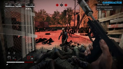 Overkill's The Walking Dead - Videoreview