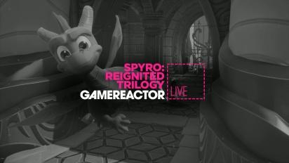 Spyro: Reignited Trilogy - Livestream Replay