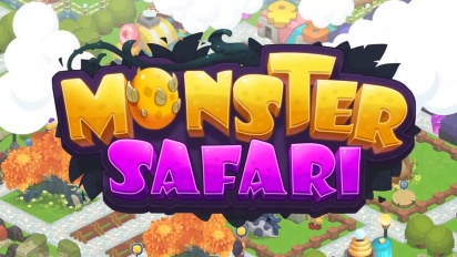 Monster Safari - Announcement Trailer