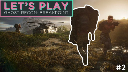 Let's Play Ghost Recon: Breakpoint - Episode 2