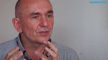 GC 13: Godus - Peter Molyneux Interview