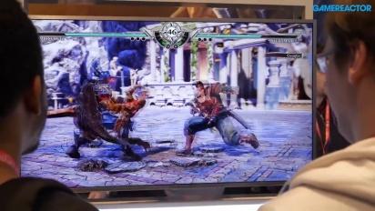 Soulcalibur VI - PAX 2018 Gameplay